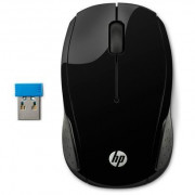 HP Hewlett Packard X6W31AA HP WIRELESS MOUSE 200 PC TASTIERE E CONSUMER