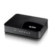 ZYXGS-105S MEDIA SWITCH 5PORTE GB MINI LAYER 2 SOHO DESKTOP