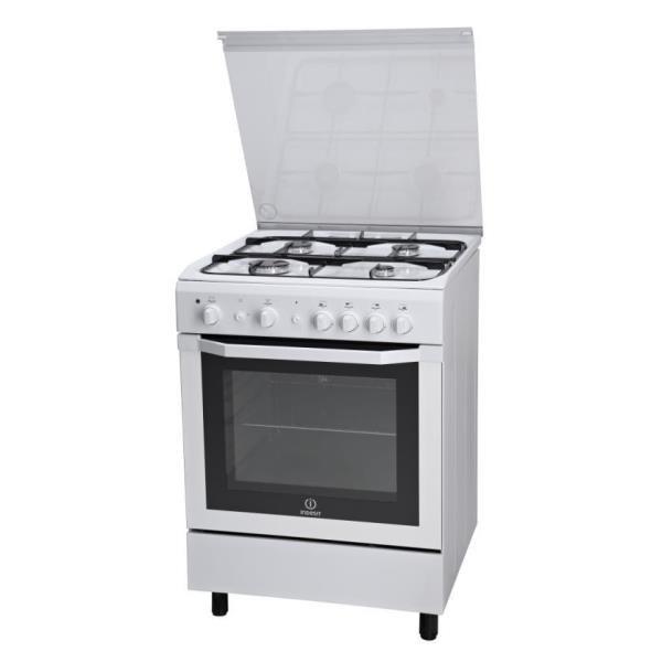 Indesit i6gg1f w i epto - Cucina a gas mediaworld ...