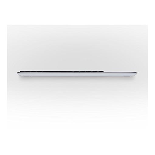 Logitech games tastiere e mouse k400 plus black epto - Logitech living room keyboard k410 ...