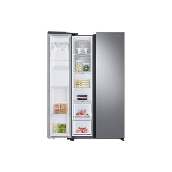 Samsung Frigoriferi RS68N8242SL/EF Side by side serie 8000 912x178x716 617  Lt Dispenser acqua/ghiacc