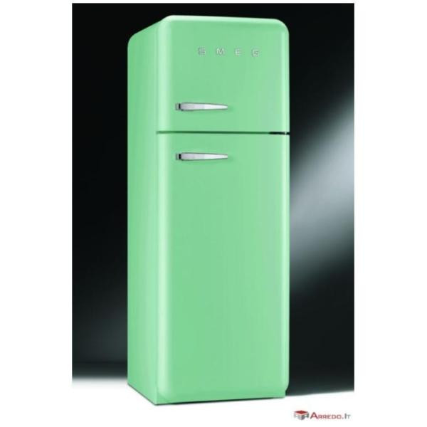 smeg frigo doppia porta verde dx fab30rv1 epto. Black Bedroom Furniture Sets. Home Design Ideas