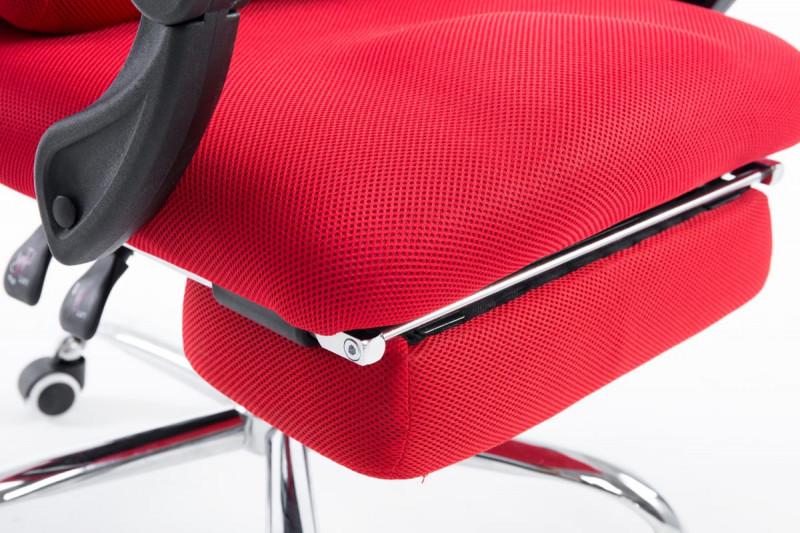Clp arredo e complementi sedia da ufficio fellow rosso epto