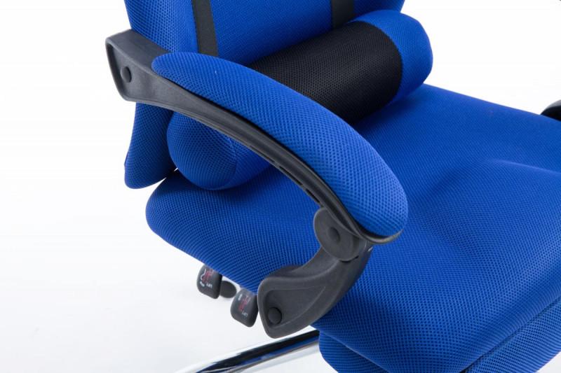 Clp arredo e complementi sedia da ufficio fellow blu epto