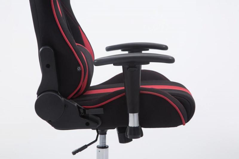Sedie Ufficio Racing : Clp racing sedia da ufficio limit tessuto nero rosso epto