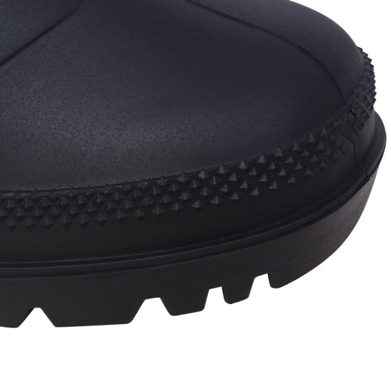 VidaXL Stivali di gomma misura 39 nero Moda Epto