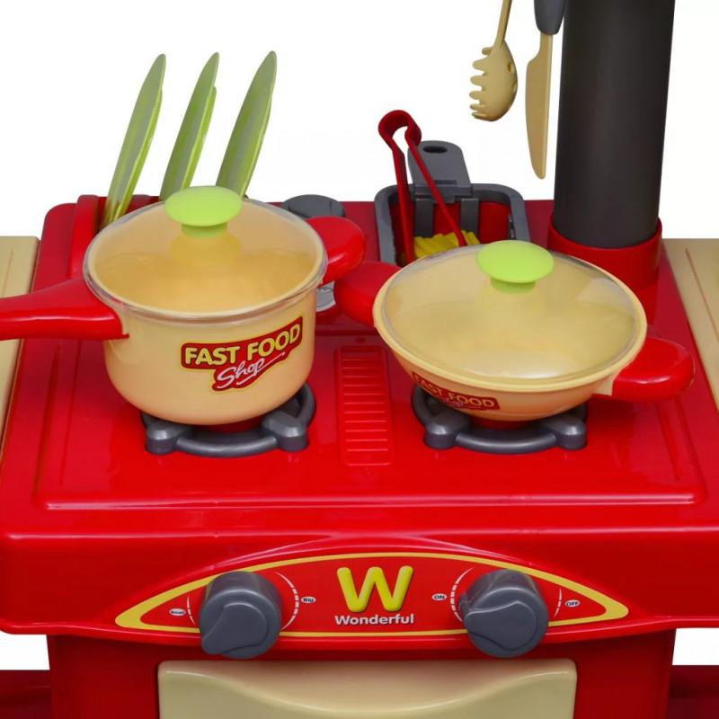 VidaXL Bambini & Famiglia Giocattolo Bambini Cucina Grande
