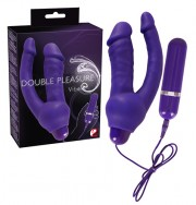 You2Toys Fallo Doppio Douple Vibrator Viola