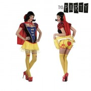 Costume per Adulti Th3 Party Biancaneve XS/S