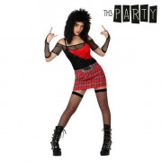 Th3 Party Costume per Adulti Th3 Party Punk XS/S