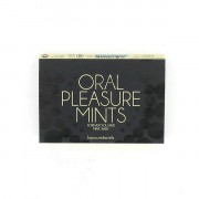 Oral Pleasure Mints Menta (12 uds) Bijoux Indiscrets GB028