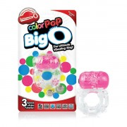 The Screaming O Anello Fallico Color Pop Big O Rosa The Screaming O SCCPBO