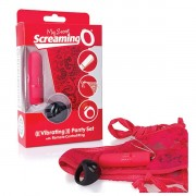 The Screaming O Masturbatore da Slip con Telecomando Rosso The Screaming O SCPNTY-R-110