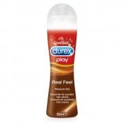 Durex Lubrificante Real Feel Durex Play 50 ml