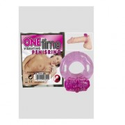 You2Toys Anello Vibrante Usa e Getta OneTime Rosa