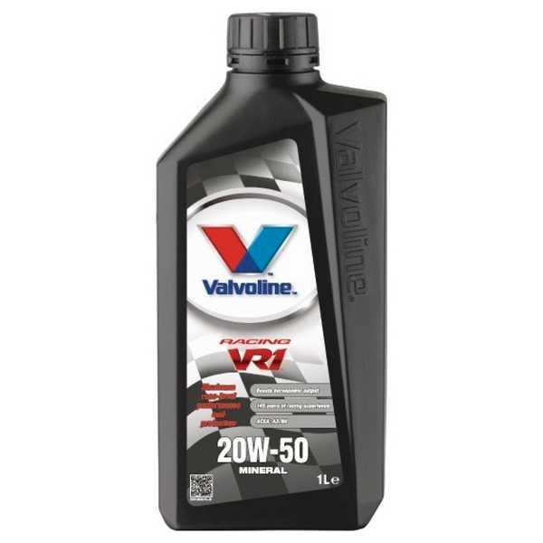 valvoline vr1 racing 20w 50 huile de moteur 1 litres bo te 454 14814993 epto. Black Bedroom Furniture Sets. Home Design Ideas