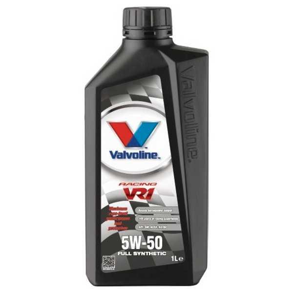 valvoline vr1 racing 5w 50 huile de moteur 1 litres bo te 452 14814986 epto. Black Bedroom Furniture Sets. Home Design Ideas